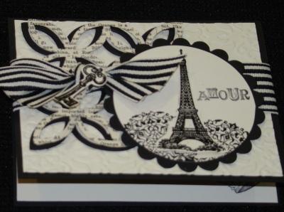 Artistic Etchings Stamp Set