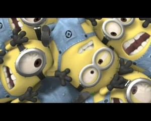 Minions Crazy