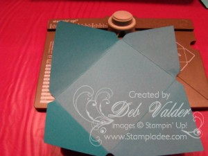 Envelope Punch Board 7