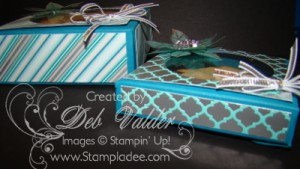 Envelope Punch Board Party Favor