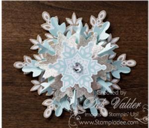Festive Flurry Ornament Kit 2