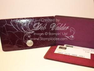 Ladies-Clutch-Purse-Gift-Card-Holder-Deb-Valder-Stampin-Up-Gorgeous-Grunge-1