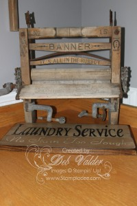 washer wringer