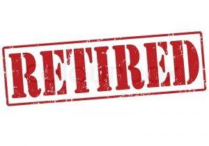 Retired Sale