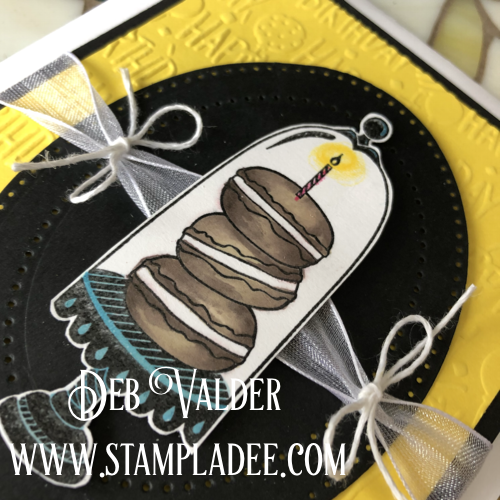 Lets Eat Cake Whoopie Pie Birthday Make A Wish Deb Valder Fun Stampers Journey FSJ FSJourney 2