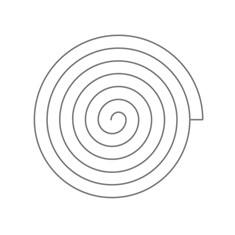 Fun Stampers Journey Spiral Lines Die with Deb Valder