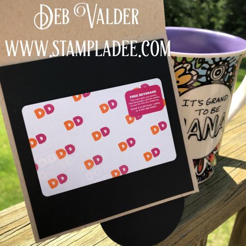 Tri-Fold Pop Up Card with Deb Valder
