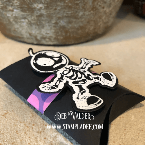 Skeletons Dance from Fun Stampers Journey