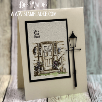 Learn to Watercolor with Markers and Deb Valder
