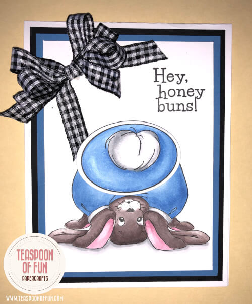 Honey Bunny Action Wobble mini kit. All products can be found in our Teaspoon of Fun Shoppe.
