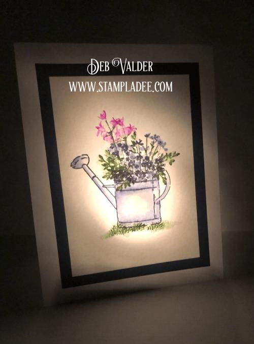 Spotlight on Watercoloring with Deb Valder