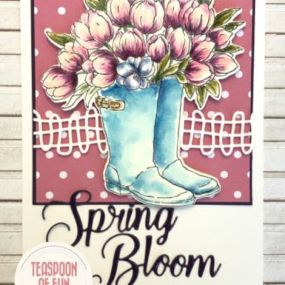 Blooming Boots with Deb Valder