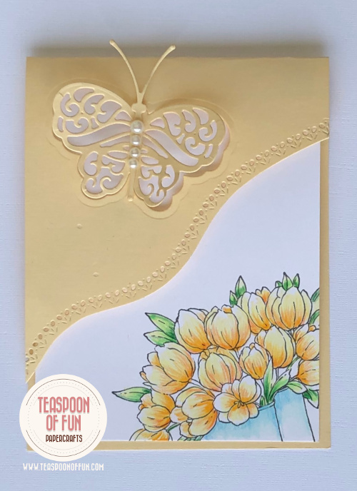 Boxed Frame Card with Deb Valder