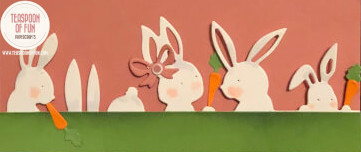 Mischievous Bunnies with Deb Valder