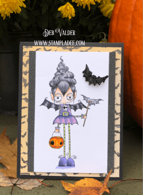 Spooktacular Halloween Fun with Deb Valder