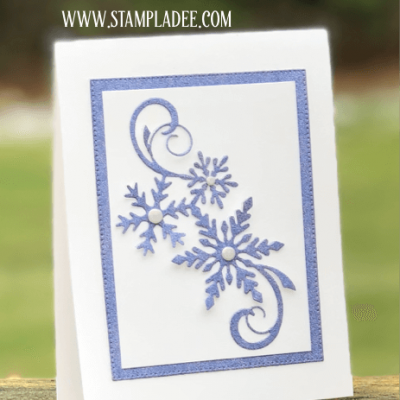 Holiday Series Snowflake Cluster with Deb Valder