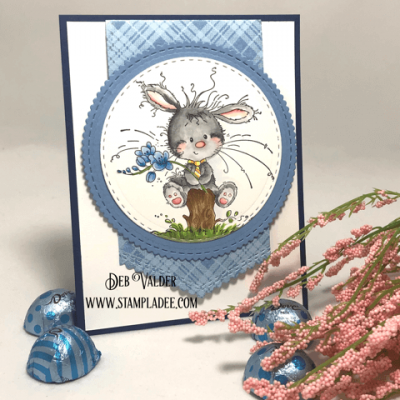 Let's Get Edgy – Flippin' Cute Card with Deb Valder