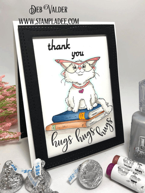 Corona Kitty Hugs is a thank you to all of you.