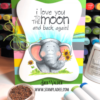 To the Moon and Back with Deb Valder