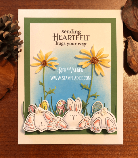 Sening Heartfelt Hugs from your bunny wobble bottoms.