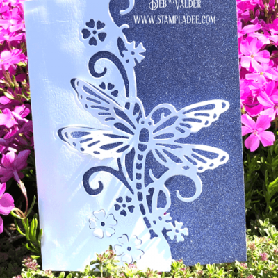 Let's Get Edgy – Dragonfly Edger with Deb Valder