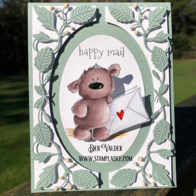 Please Deliver Happy Mail with Deb Valder