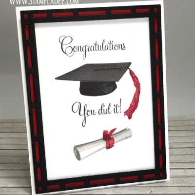 Hats Off to Graduation with Deb Valder