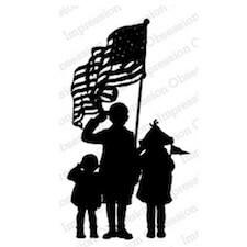 America The Beautiful - Stars and Stripes Combo Kit