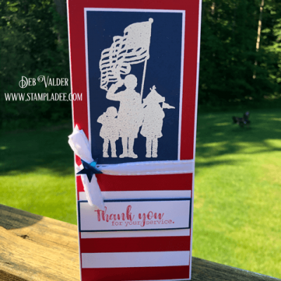 America the Beautiful – Stars and Stripes Kit with Deb Valder