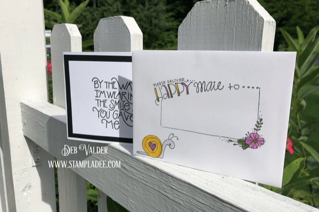 Teaspoon of Fun's Best Mail Day with Happy Mail