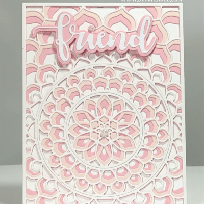 Kaleidoscope Cards OH WOW – Part 1 with Deb Valder