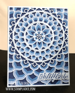 Kaleidoscope Cards combo die can be found in our Teaspoon of Fun Shoppe.