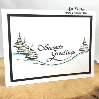 Season's Greetings with Deb Valder