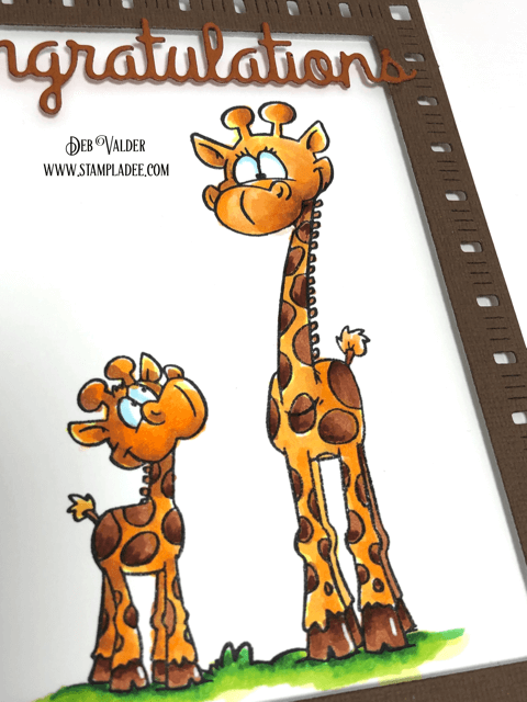 Giraffe Momma and Baby can be found in our Teaspoon of Fun Shoppe.
