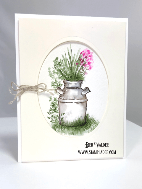 Learn to watercolor with the products found in our Teaspoon of Fun Shop.