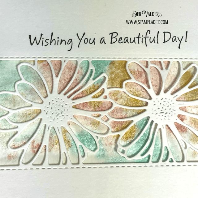 New Daisy Strip Dies Are Amazing and can be found in our Teaspoon of Fun Shoppe.
