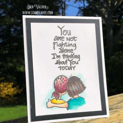 You are Not Alone with Deb Valder