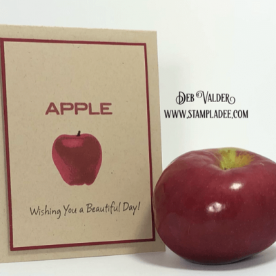 Apple Butter and All Things Apple with Deb Valder