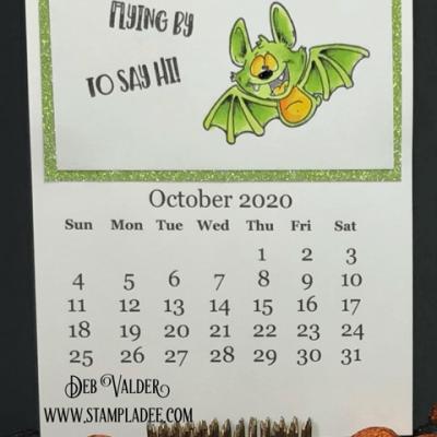 Fang-tastic October Fun with Deb Valder
