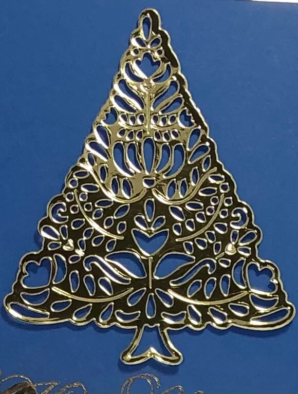 Floral Holiday Tree can be found in our Teaspoon of Fun Shoppe.