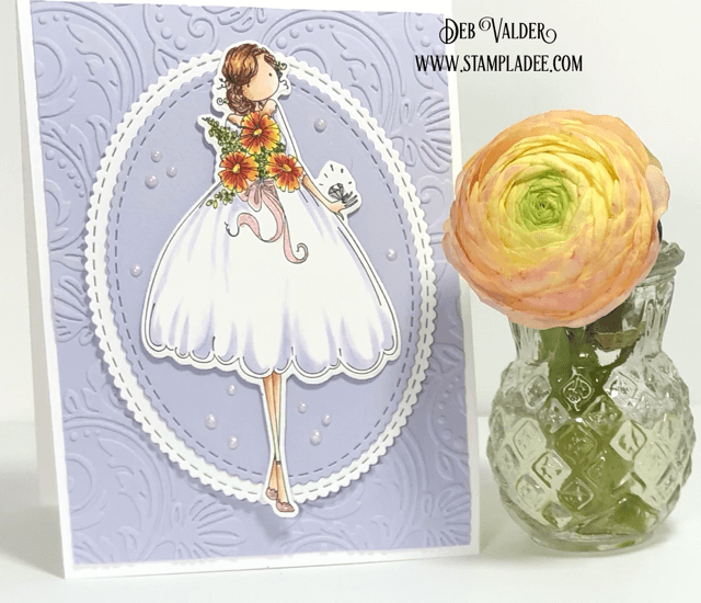 We're Going to the Chapel to Get Married. This cute set can be found in our Teaspoon of Fun Shoppe.