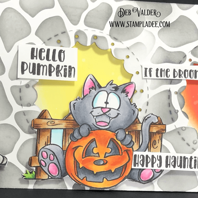 Holy National Cat Day is all about Spooky Kitties. All products can be found in our Teaspoon of Fun Shoppe.