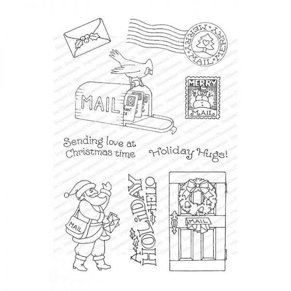 Merry Mail can be found in our Teaspoon of Fun Shoppe.