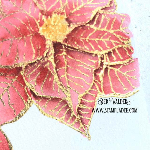 Slimline Elegant Poinsettias. All products can be found in our Teaspoon of Fun Shoppe.