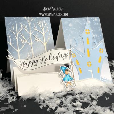 Fun Fold Card Deal #20 with Deb Valder