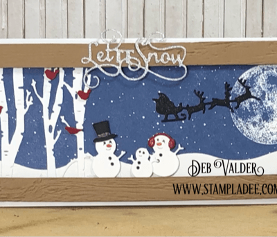 Here Comes Santa with Deb Valder