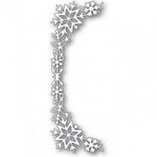 Snowflake Tall Curve Border. All products can be found in our Teaspoon of Fun Shoppe.
