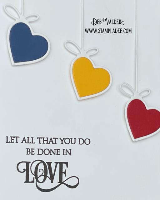 Let all that you do be done in LOVE! All products can be found in our Teaspoon of Fun Shoppe.