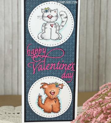 Valentine's Day Little Cuties with Deb Valder