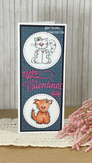 Valentine's Day Little Cuties. All products can be found in our Teaspoon of Fun Shoppe.